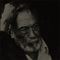Portrait of John Huston